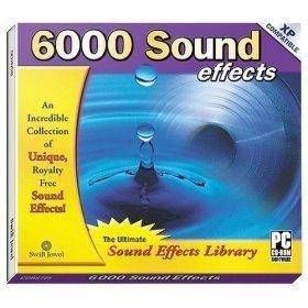6000 Звуковых эффектов / 6,000 Sound Effects